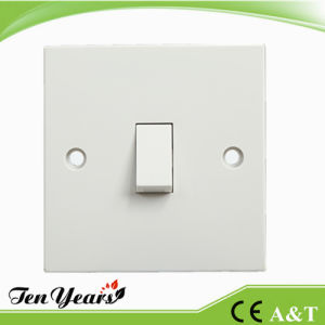 UK Style Fire Resistant 20A Wall Switch