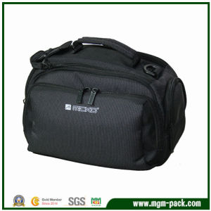 Hot Sale Nylon Black Camera Bag with Handle pictures & photos