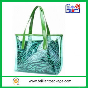 Wholesale PVC Shopping Bag pictures & photos