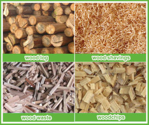 Forest Tree Cutting Machine/ Hard Wood Chipper Machine pictures & photos