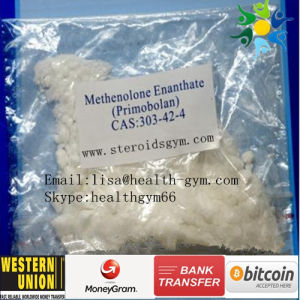 High Purity Anabolic Steroids Primobolan CAS 303-42-4 Methenolone Enanthate