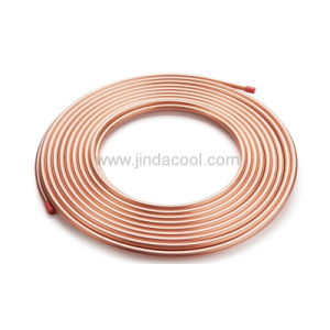 Soft Temper Copper Pipe Pancake Coil Copper Tube pictures & photos