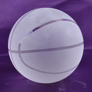 Crystal Basketball for Sports Souvenir pictures & photos