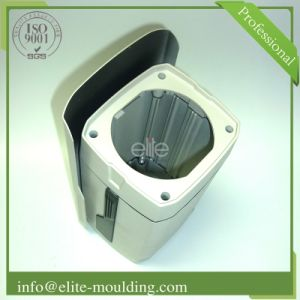 Plastic Injection+ Aluminum Die-Casting Parts/Moulds for Monitor Camera pictures & photos