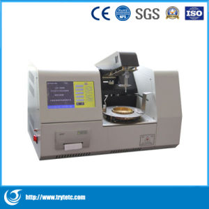 Fully-Automatic Cleveland Open-Cup Flash Point Tester-Flash Point Tester-Oil Testing Instrument pictures & photos