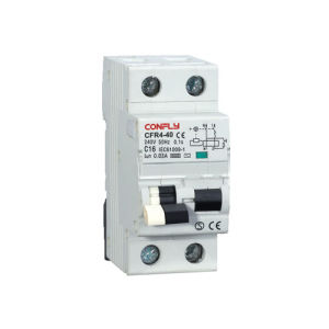 CFR4-40 Residual Current Circuit Breaker with Overcurrent Protection RCBO pictures & photos