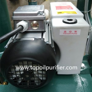 Mini Portable High Vacuum Transformer Oil Purifier (ZY) pictures & photos