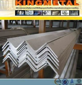 S235jr S275jr Galvanized Steel Angle Bar pictures & photos