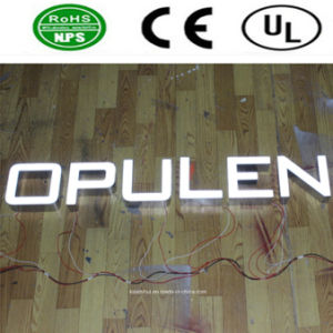LED Acrylic Letter Sign Plastic Acrylic Sign Letter pictures & photos