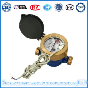 Single Jet Impulse Water Meter with 5 Mechanisms pictures & photos