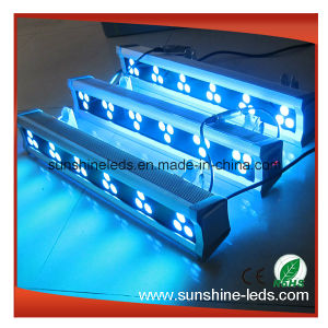 V Shape 24*3W RGB/RGBW LED Wallwasher pictures & photos