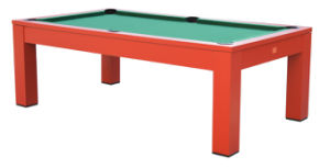 7′ Table Billiard with Dining Surface pictures & photos