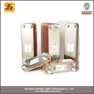 Copper Brazed Stainless Steel Plate Heat Exchanger pictures & photos