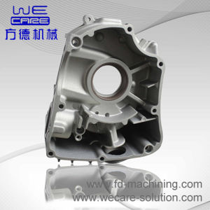 Customized Aluminium Die Casting for Motor Upper Shell pictures & photos