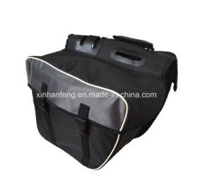 Outdoor 1680d Bicycle Double Rear Pannier Bag (HBG-057) pictures & photos