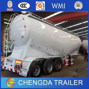 3 Axles 28cbm-60cbm Flyash Cement Bulker Truck Trailer for Sale pictures & photos