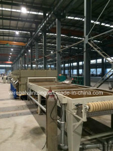 Steel Wire Oil Tempering Continuous Production Line pictures & photos
