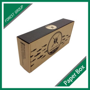 Rigid Cardboard Fishing Tackle Box with Logo Printing pictures & photos