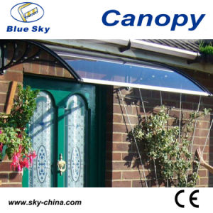 Aluminum Polycarbonate Awning Canopy for Window pictures & photos