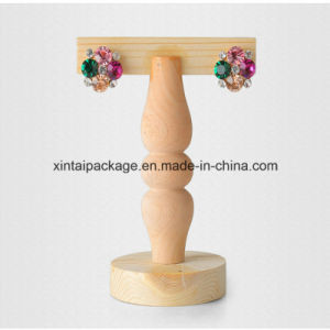 Wooden Jewelry Display in Show and Shop pictures & photos