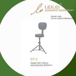 Adjustable Three Legs Drummer′s Throne Dt-3 pictures & photos