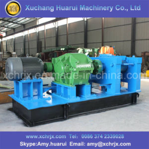 Tire Crusher/Tire Recycling Machine Used/Tire Rubber Crushing Machinery pictures & photos