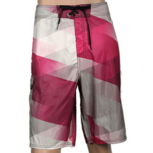 Designer Customized Mens 100% Polyester Woven Sublimation Printed Board Shorts pictures & photos
