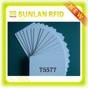 125kHz Low Frequency Read and Write Smart Em4305 Chip Card with Numbering pictures & photos