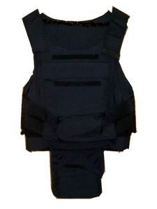 Nij Iiia Bullet Proof Vest for Defence Personnel pictures & photos
