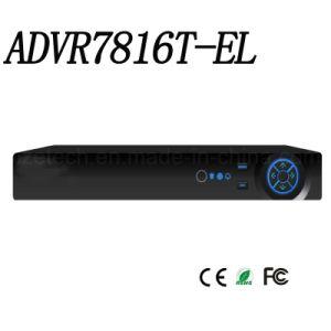 2 SATA 16CH Anolog HD DVR {Advr7816t-EL} pictures & photos