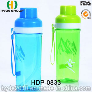 Eco-Friendly Tritan BPA Free Plastic Bottle (HDP-0833) pictures & photos