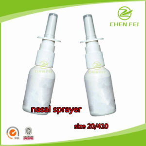 ODM Output 0.14ml Ribbed Closure Plastic Nasal Sprayer Pump pictures & photos