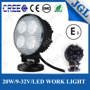 Agriculture LED Work Light Lamp 20W 12V Waterproof pictures & photos