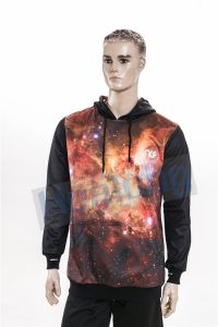 Healong Make Your Own Digital Sublimation Fashionable Hoody pictures & photos