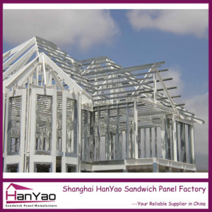 High Quality Steel Structure Frame Prefab Houses pictures & photos