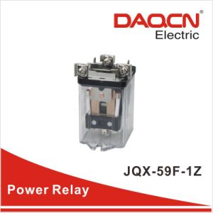80A One Change Over Power Relay (jqx-59f)