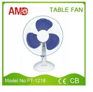 "Hot-Selling Competitive Price 12"" Table Fan (FT-1218) pictures & photos"