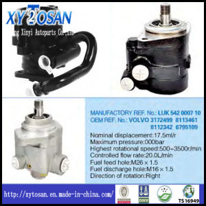 Power Steering Pump for Volvo 6795109/ 3172499/ 8112342 (ALL MODELS) pictures & photos
