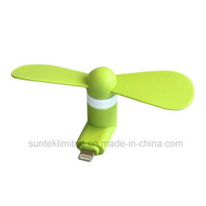Portable Phone Mini USB Fan for Apple and Android Phones pictures & photos
