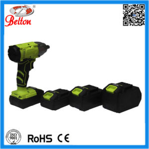 Professional Oversized Torque Rechargeable Electric Impact Wrench Be-W20 pictures & photos