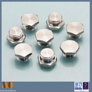 Turned Parts Lock Nut CNC Turning Caulking Nut (MQ1049) pictures & photos