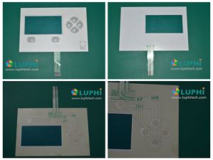 Polydome Buttons Membrane Control Switch Panel Graphic Membrane Overlay pictures & photos