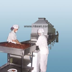 Nasan Supplier Red Dates Dehydration Equipment