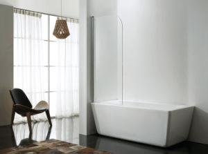 Wholesale Sliding Shower Entry Bath Tub Screen pictures & photos