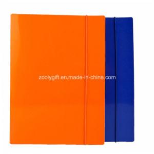 Color Paper A4 Twin 2 Pockets Presentation Paper File Folder pictures & photos