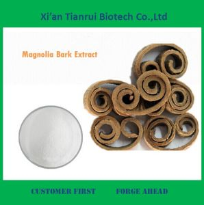 100% Natural Magnolia Bark Extract Powder Supplied Manufactory pictures & photos