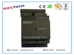 Programmable Logic Control Systems for Intelligent Control (ELC12-E-8DC-DA-TP) pictures & photos