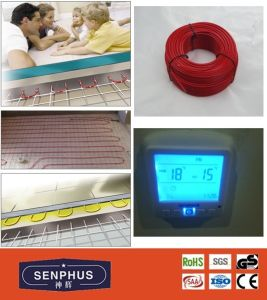 Electric Heating Cable (SHDN-12-DD-80M) pictures & photos