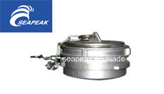 Aluminum Guillemin Couplings Caps with Chain pictures & photos