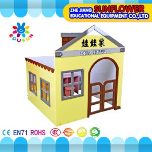 Doll House/ Wooden Kids Playhouse /Children Play House (XYH12140-1)